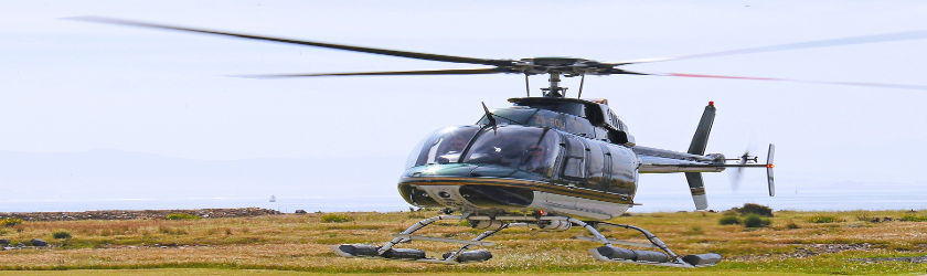 Greece Helicopter charter services. Helicopter rentals in Athens, Mykonos, Santorini.