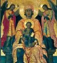 Lefkada: The monastery of Panagia Faneromeni (the Holy Virgin appeared)