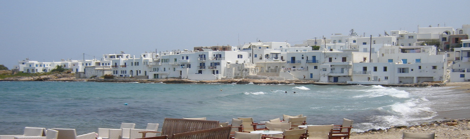 Paros travel information