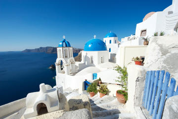 4-Day Santorini Package